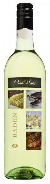 Pinot Blanc trocken 2018, Qualitätswein - Winzerkeller Auggener Schäf