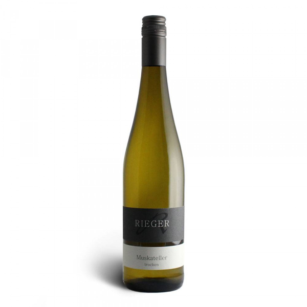 Muskateller 2019 trocken - Weingut Rieger - Biowein