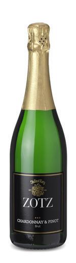 Pinot&Chardonnay Sekt Brut - Weingut Julius Zotz