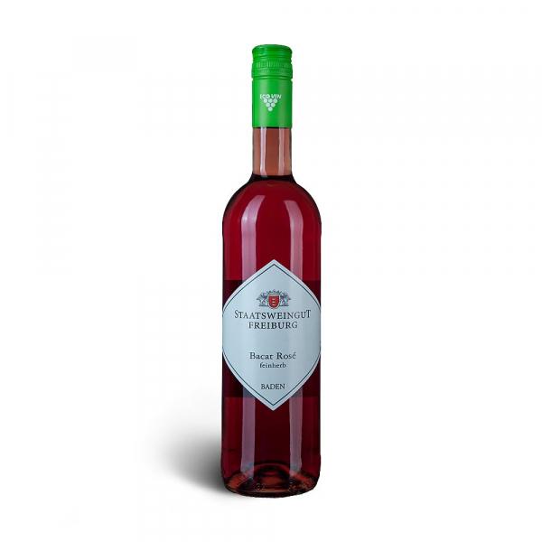 BACAT Rosé feinherb - BIO Wein - Staatsweingut Freiburg