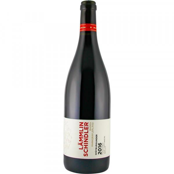 Spätburgunder Rotwein trocken 2016 VDP. ORTSWEIN - Weingut Lämmlin-Schindler - Biowein