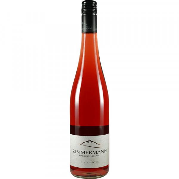 Pinot Rosé Happy Hill feinherb 2019 - Weingut Zimmermann