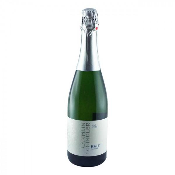 Chardonnay Winzersekt - Brut Nature - 2016 - Weingut Lämmlin Schindler