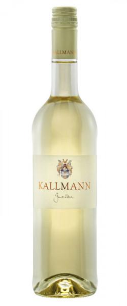 Gutedel 2019 trocken, Badischer Landwein - Weinbau Kallmann