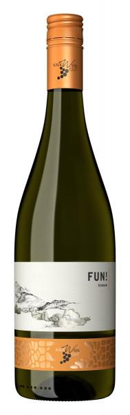 FUN! Weißweincuvée feinherb 2019 Qualitätswein - Kalk Weingut Istein