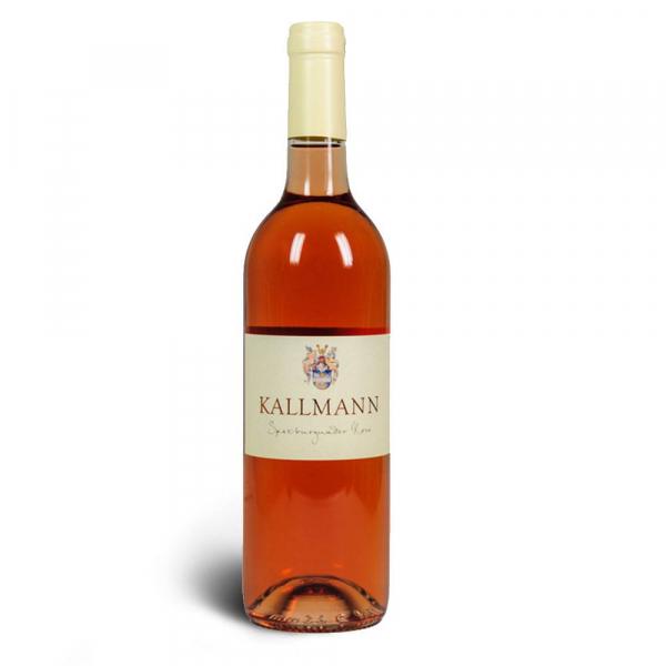 Spätburgunder Rosé 2018, halbtrocken, Badischer Landwein - Weinbau Kallmann