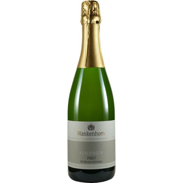 Pinot Sekt brut 48 Monate Hefelager - Weingut Blankenhorn