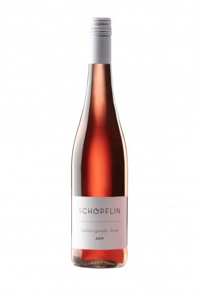 Spätburgunder Rosé 2019 trocken - Weinbau Schöpflin