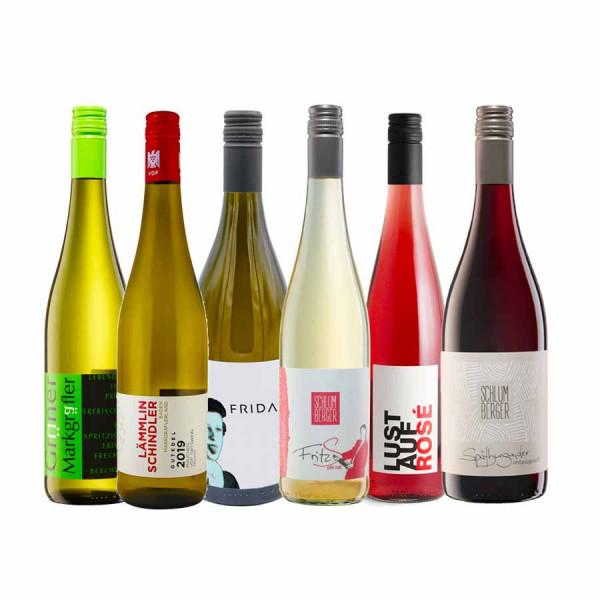 "Frühlings Online Weinprobe ""#heimat SPRING WineBreak"" Weinpaket - On Demand"