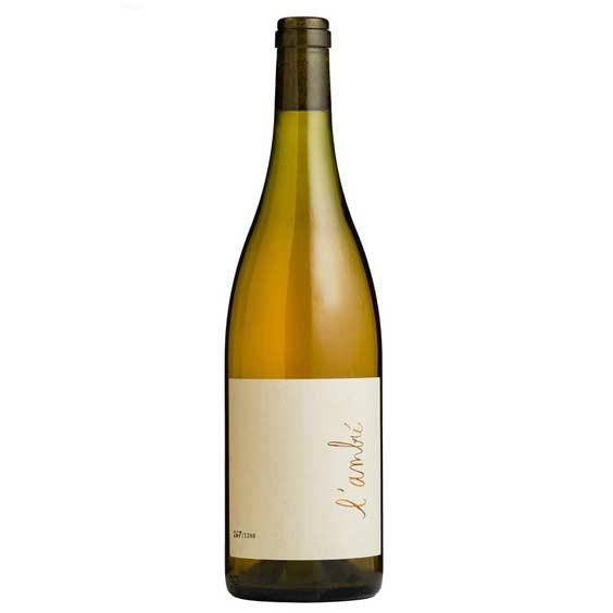 L'ambré Gutedel trocken 2015 (Orange Wein!) - Weingut Schneider (Baden)