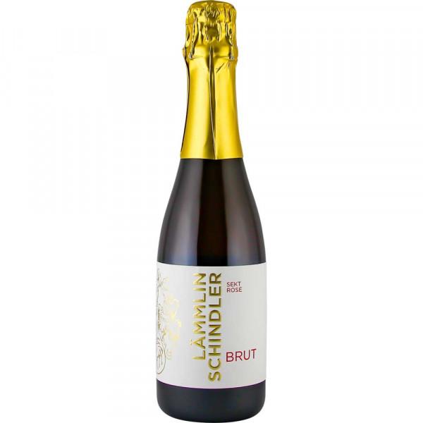 Winzersekt Brut Rosé 0,375 L - Weingut Lämmlin-Schindler - Biowein