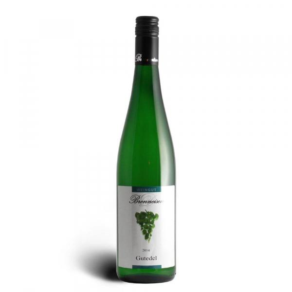 Gutedel trocken 2017 - Weingut Brenneisen