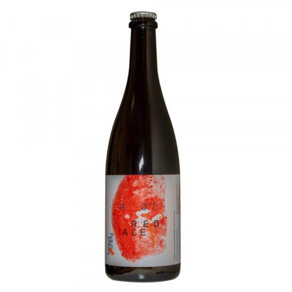 """Craft Bier """"RØT"""" - Red Ale 0,75L - Brauerei im Kesselhaus"""