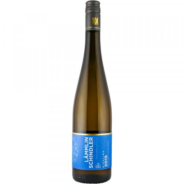 Riesling FRAUENBERG GG 2015 trocken VDP.GROSSE LAGE - Weingut Lämmlin-Schindler - Biowein