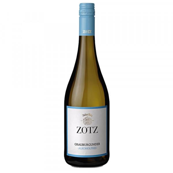 Grauburgunder alkoholfrei - Weingut Julius ZOTZ