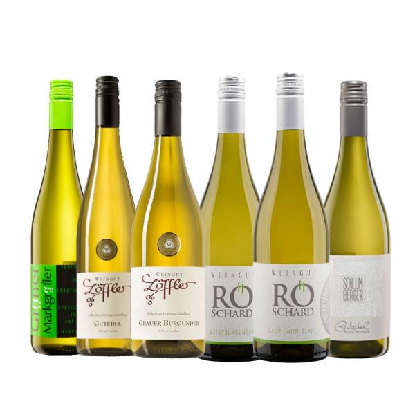 """Weinpaket Online Weinprobe """"Spargelwein Sause 2021"""" - On Demand"""