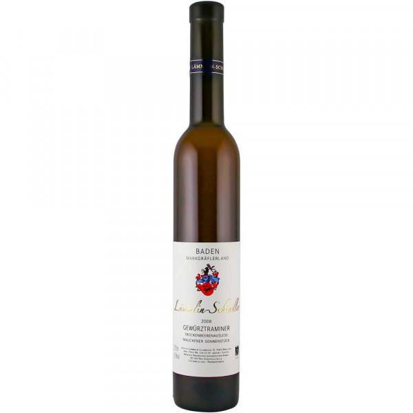 Gewürztraminer Trockenbeerenauslese 2008 (GOLD int. bioweinpreis 2012) 0,375 l - Lämmlin-Schindler B