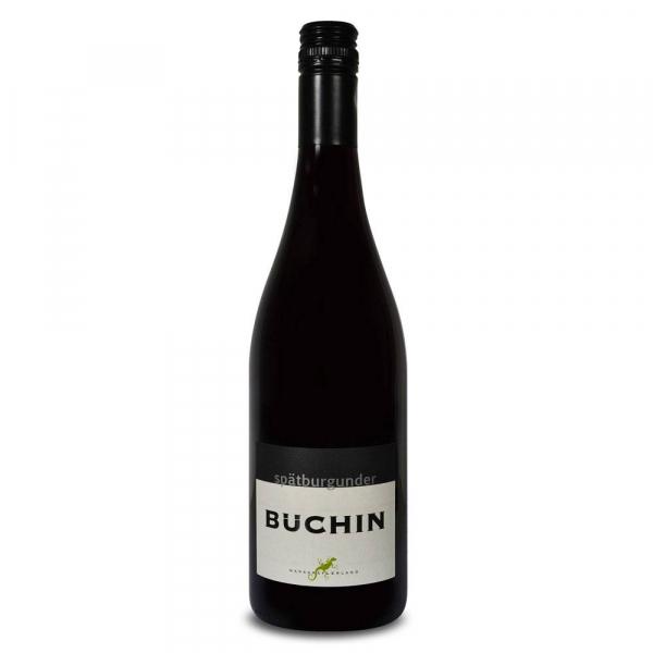 Büchin Spätburgunder trocken 2015 Qba - Weingut Büchin