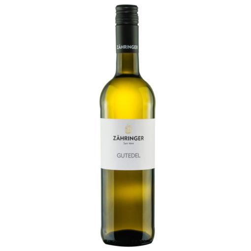 Gutedel trocken 2018 QbA - Weingut Zähringer - Biowein