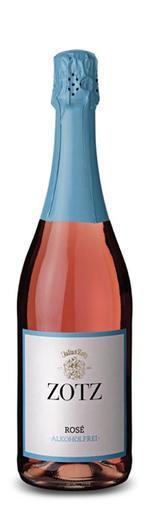 Pinot Rosé Winzersekt alkoholfrei - Weingut Julius ZOTZ