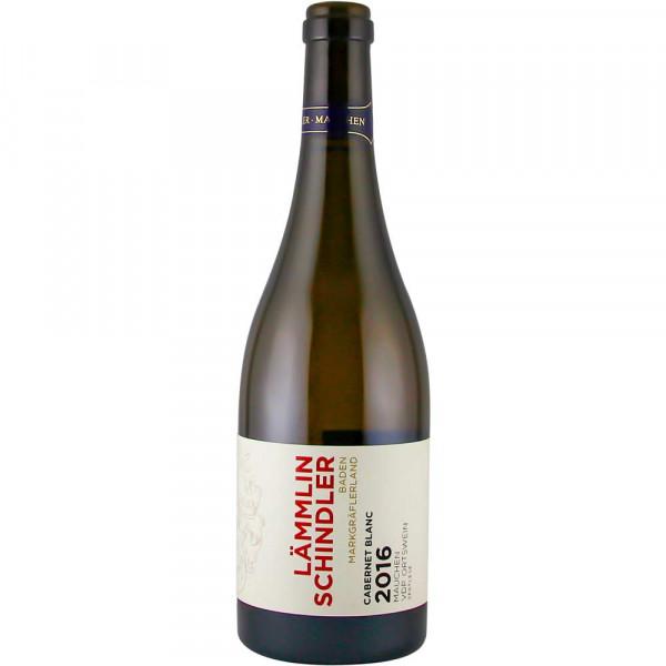 Cabernet Blanc Spätlese 2018 - 94 GOLD int. bioweinpreis 2019 - Weingut Lämmlin-Schindler - Biowein