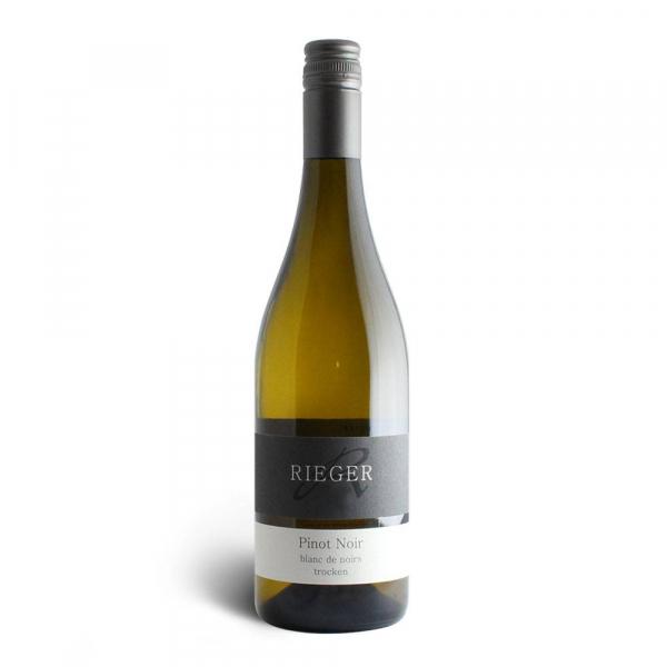 Pinot Noir Blanc de Noirs 2016 - Weingut Rieger