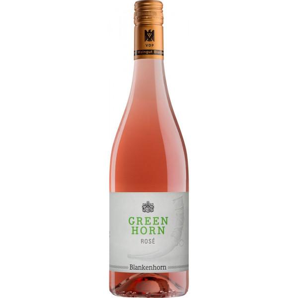 Greenhorn Rosé 2017 - Cuvee, trocken - Weingut Blankenhorn