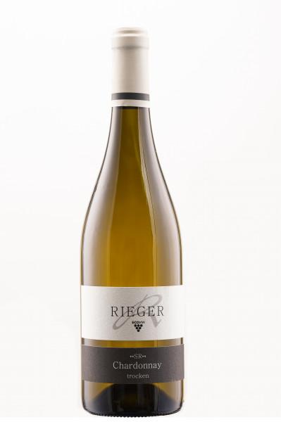 Chardonnay **SR** 2019 trocken . Weingut Rieger