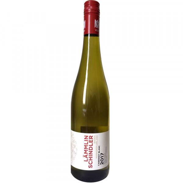 Cabernet Blanc trocken 2018 VDP.Ortswein - Weingut Lämmlin-Schindler - Biowein