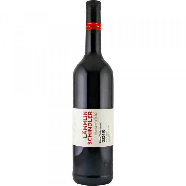 Blaufränkisch trocken 2015 - Weingut Lämmlin-Schindler - Biowein