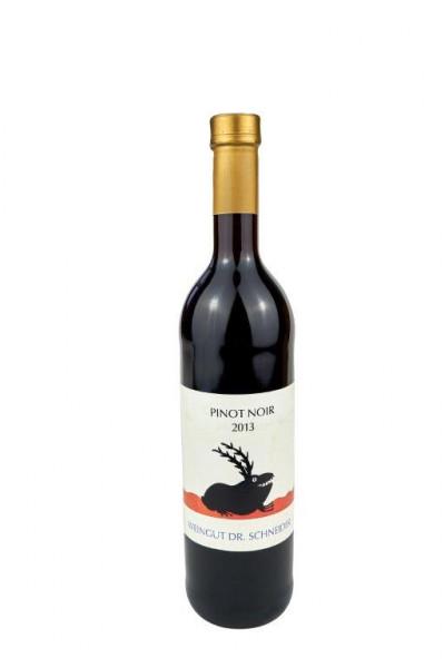 Pinot Noir trocken 2013 - Weingut Dr. Schneider