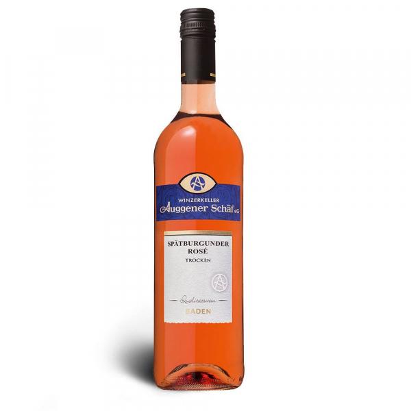 Rosé, Qualitätswein trocken 2019 - Winzerkeller Auggener Schäf