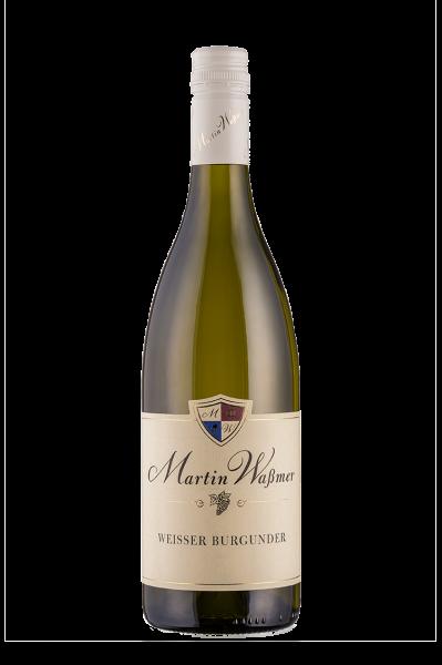 Weisser Burgunder trocken 2019 - Weingut Martin Wassmer | Martin Waßmer Weißburgunder