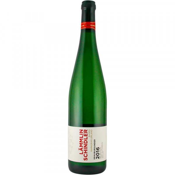 Grauburgunder *Selektion* trocken 2017 - 97 Großes Gold int. bioweinpreis 2019 - Weingut Lämmlin-Sch