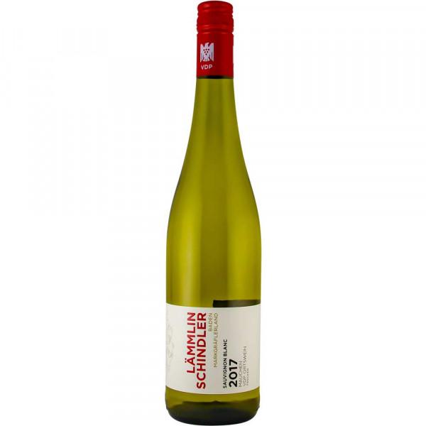 Sauvignon Blanc trocken 2018 - Weingut Lämmlin-Schindler - Biowein