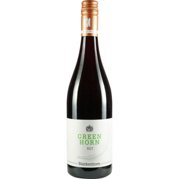 Greenhorn Rot 2017 Cuvée, trocken - Weingut Blankenhorn