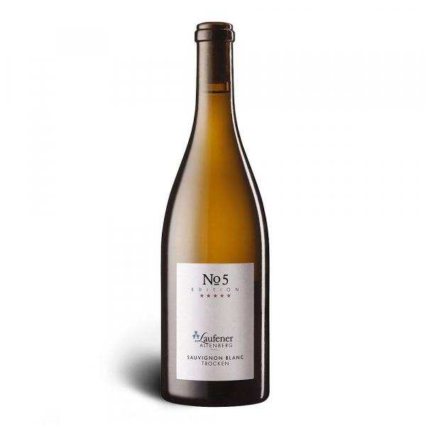 EDITION »No. 5« Sauvignon blanc, Qualitätswein, trocken 2019 - Laufener Altenberg