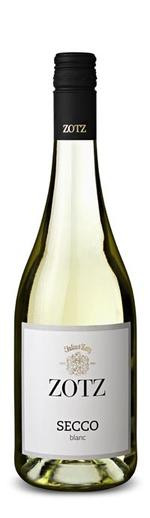Secco Blanc trocken - Weingut Julius ZOTZ