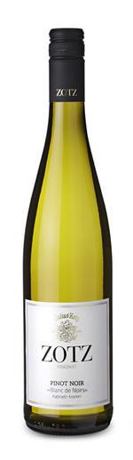 Pinot Noir Blanc de Noirs trocken 2019 - Weingut Julius ZOTZ
