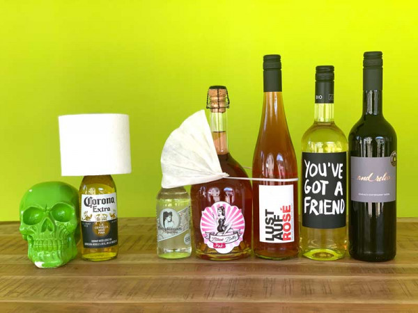 "Online Weinprobe ""On Demand"" – STAY@HOME ...das Digital-Socialising Wein & Gin Anti-Corona Online Ta"