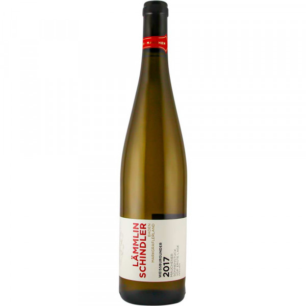 Weißburgunder SONNENSTÜCK trocken 2018 ERSTE LAGE - 94 GOLD int. bioweinpreis 2019 - Weingut Lämmlin